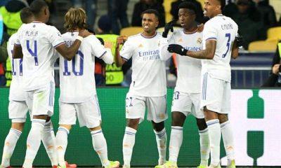 UCL 2021: Real Madrid Vs Shakhtar 5-0 – Download Benzema & Vinicius Jr Goals Highlights HD Video