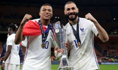 FINAL: France Vs Spain 2-1 Nations League 2021 - Download Benzema & Mbappe Goals Highlights HD Video
