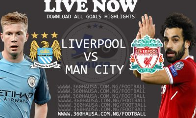 LIVE: Liverpool Vs Manchester City – Download All Goals Highlights Today 2021