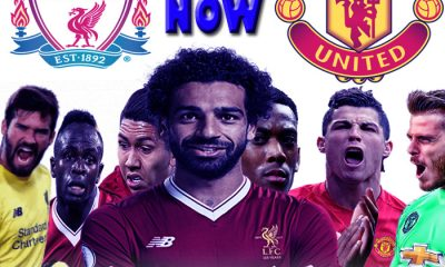LIVE NOW: Man United Vs Liverpool Live Streaming - Download All Goals Highlight 2021